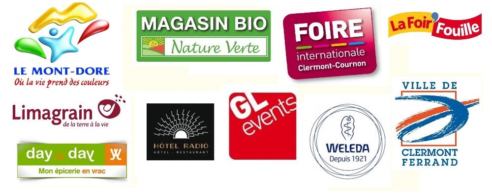 logos de nos clients