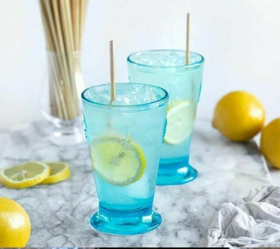 Pailles cocktails jetables
